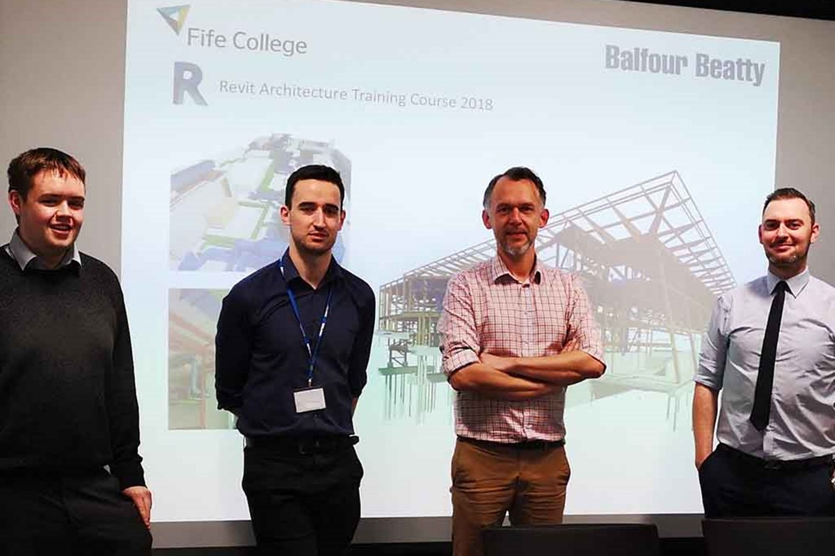 Fife College Helps Construction Giant Balfour Beatty Digitise Its Workforce