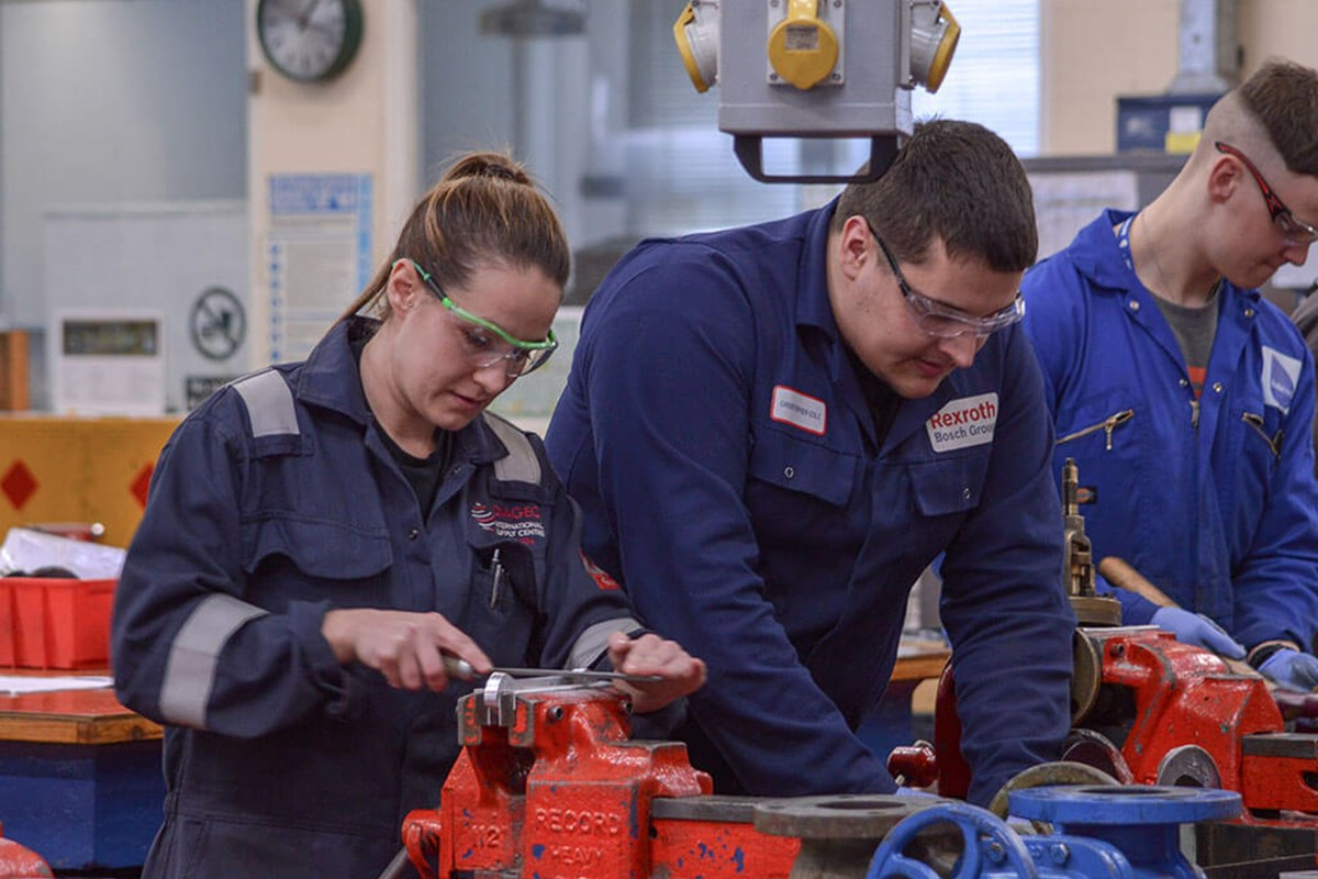 Fife College helps local firms fill skills gaps by working closely with employers